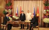 Tuyên bố chung thiết lập quan hệ đối tác chiến lược VN-Philippines