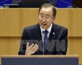 Ông Ban Ki-moon lên tiếng sau tuyên bố ngang ngược của Trung Quốc