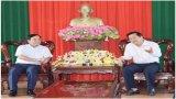 Thường trực Tỉnh ủy Long An làm việc với Tập đoàn Điện lực Việt Nam