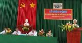 Phấn đấu đưa Hòa Phú thành xã nông thôn mới kiểu mẫu