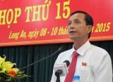 Khai mạc kỳ họp thứ 15, HĐND tỉnh Long An khóa VIII