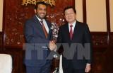 Qatar mong muốn đầu tư những dự án lớn, lâu dài tại Việt Nam