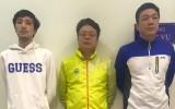 Bắt giam 3 người Hàn Quốc dùng thẻ tín dụng giả rút tiền thật