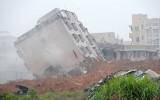 Lở đất kinh hoàng ở Trung Quốc: Số người mất tích tăng lên 91 người