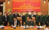 Ban Nội chính Trung ương và Quân ủy Trung ương ký Quy chế phối hợp
