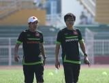 HLV Miura muốn U23 Việt Nam vượt chỉ tiêu VFF giao phó