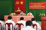 Phát huy đối thoại trực tiếp giữa người đứng đầu cấp ủy với nhân dân