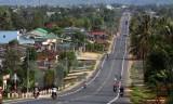 Hơn 2.000 tỷ đồng làm đường Hồ Chí Minh đoạn Chơn Thành-Đức Hòa