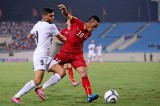 ĐT Việt Nam tăng 1 bậc trên bảng xếp hạng FIFA
