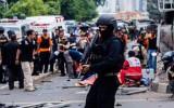 Cảnh sát Indonesia làm chủ tình hình ở trung tâm Jakarta; 7 người chết