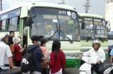 Xe buýt Tân An - Chợ Lớn chạy lại lộ trình cũ