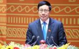 Phó Thủ tướng Phạm Bình Minh: Tranh chấp gay gắt trên Biển Đông