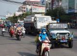 Tình hình trật tự,an toàn giao thông trước và trong đêm giao thừa