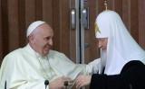 Đại giáo chủ Nga có cuộc gặp lịch sử với Giáo hoàng Francis