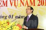 Ông Nguyễn Văn Nên làm Chánh Văn phòng Trung ương Đảng