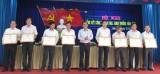 2 đơn vị nhận Cờ thi đua xuất sắc của UBND tỉnh