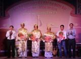 4 cá nhân được truy tặng, phong tặng danh hiệu Nghệ nhân Dân gian