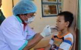 600 trẻ em được khám bệnh, phát thuốc miễn phí