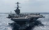 Mỹ điều nhóm tàu sân bay tới Biển Đông, đối phó Trung Quốc