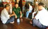 Đồn Biên phòng Bình Hòa Tây: Hiệu quả từ những phong trào