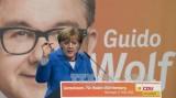 Bầu cử Đức: Thất bại nặng nề với Thủ tướng Merkel