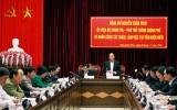 Phó Thủ tướng Nguyễn Xuân Phúc làm việc với tỉnh Điện Biên
