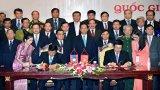 Hoàn thành Dự án tăng dày và tôn tạo hệ thống mốc quốc giới Việt-Lào