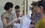 Thi THPT Quốc gia: Hạn chót thí sinh không được đổi cụm thi và môn thi