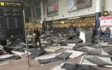 Đánh bom ở sân bay Brussels của Bỉ: Kẻ tấn công có thể là người Arab?