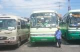 Tháng 4-2016, Sở GTVT Long An chấn chỉnh tình trạng tranh giành khách của xe buýt