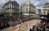 Loạt vụ tấn công ở Brussels: Số người chết tăng lên 35 người