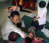 Tập vật lý trị liệu cho nạn nhân nhiễm chất độc da cam/đioxin