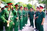 Bộ CHQS tỉnh Long An: Triển khai công tác tham gia bầu cử