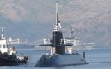 Tàu ngầm, tàu khu trục Nhật Bản cập cảng Subic ở Biển Đông