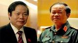 Đại tướng Đỗ Bá Tỵ, ông Phùng Quốc Hiển giữ chức Phó Chủ tịch Quốc hội