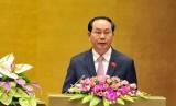 Chiều nay, Chủ tịch nước trình đề cử Thủ tướng mới thay ông Nguyễn Tấn Dũng