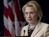 Bầu cử Mỹ: Ứng cử viên H.Clinton và D.Trump vẫn dẫn đầu