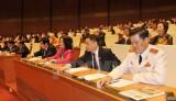 Quốc hội thông qua Nghị quyết về điều chỉnh quy hoạch sử dụng đất