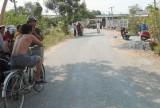 2 người nguy kịch vì va chạm giao thông trên đường quê