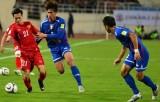 ĐT Việt Nam gặp Hongkong (TQ) tại Giải bóng đá quốc tế Myanmar 2016