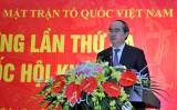 Ông Nguyễn Thiện Nhân: Phát huy dân chủ để lựa chọn người ứng cử ĐBQH