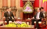 Nhật Bản sẵn sàng hợp tác với Việt Nam trong vấn đề Biển Đông
