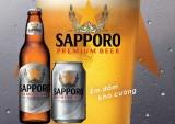 """Sapporo Premium Beer - Diện mạo mới cùng chất bia """"êm đằm khó cưỡng"""""""