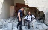 Hơn 40.000 người Syria chạy trốn do giao tranh ở Aleppo