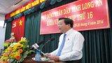 HĐND tỉnh Long An khóa VIII: Khai mạc kỳ họp thứ 16