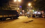 Vụ thanh niên ôm mìn tự sát giữa phố: Công an thông tin chính thức