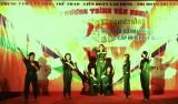Kiến Tường: Đêm văn nghệ tuyên truyền ca khúc cách mạng
