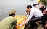 """Phó Thủ tướng Vương Đình Huệ dự Lễ thượng cờ """"Thống nhất non sông"""""""