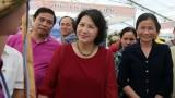 Chủ tịch Quốc hội Nguyễn Thị Kim Ngân thăm Hội chợ Quảng Ninh