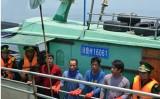 Ngăn chặn tàu cá Trung Quốc vi phạm chủ quyền vùng biển Việt Nam